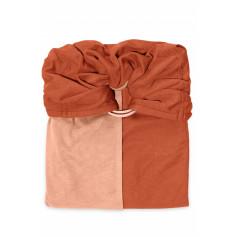 La Petite Echarpe Sans Noeud (PESN) Nude, Caramel