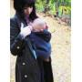 Porte-bébé physio Love Radius (JPMBB) Hoodie Carrier Foret Noire