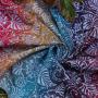 Ring Sling Yaro Ava Trinity Sepia Rainbow