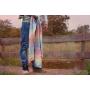 Echarpe de portage Yaro La Vita Autumn Rainbow