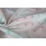 Echarpe de portage Yaro Dots Pastel Rainbow
