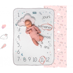 Couverture Photobooth Dusty Pink de Snap the Moment