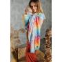 Ring Sling Dragonfly Rainbow Light de Lennylamb