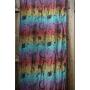 Ring Sling Yaro Cosmos Nebula Black Rainbow Linen Hemp