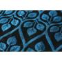 Ring Sling Yaro La Vita Blue-Black Linen
