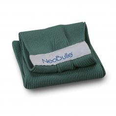 Porte-bébé d'appoint Hop'La Vert Menthe de Neobulle