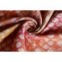 Echarpe de portage Yaro Petals Ultra Caramel Rainbow Linen