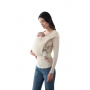 Porte-bébé Ergobaby Embrace Crème