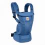 Porte-bébé aéré Omni Breeze Bleu Sapphire d'Ergobaby