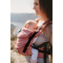 Porte-bébé préformé spécial bambin Néo+ Acajou de Néobulle