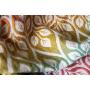Echarpe de portage Yaro La Vita Trinity Caribbean Rainbow Tencel