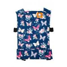 Porte-poupon Tula Mini Flies with Butterflies