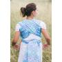 Echarpe de portage Be Lenka Mandala Bleu