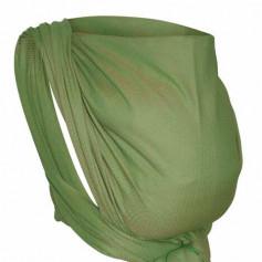 Echarpe de portage Leo Vert Storchenwiege