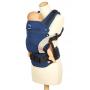 Porte-bébé physiologique Manduca Bleu Marine