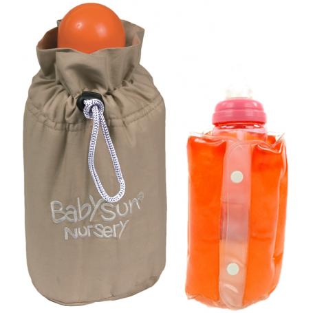 Baby Sun Nursery AR18 Chauffe Biberon Nomade