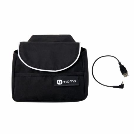 Kit USB de recharge téléphone pour poussette 4moms Origami