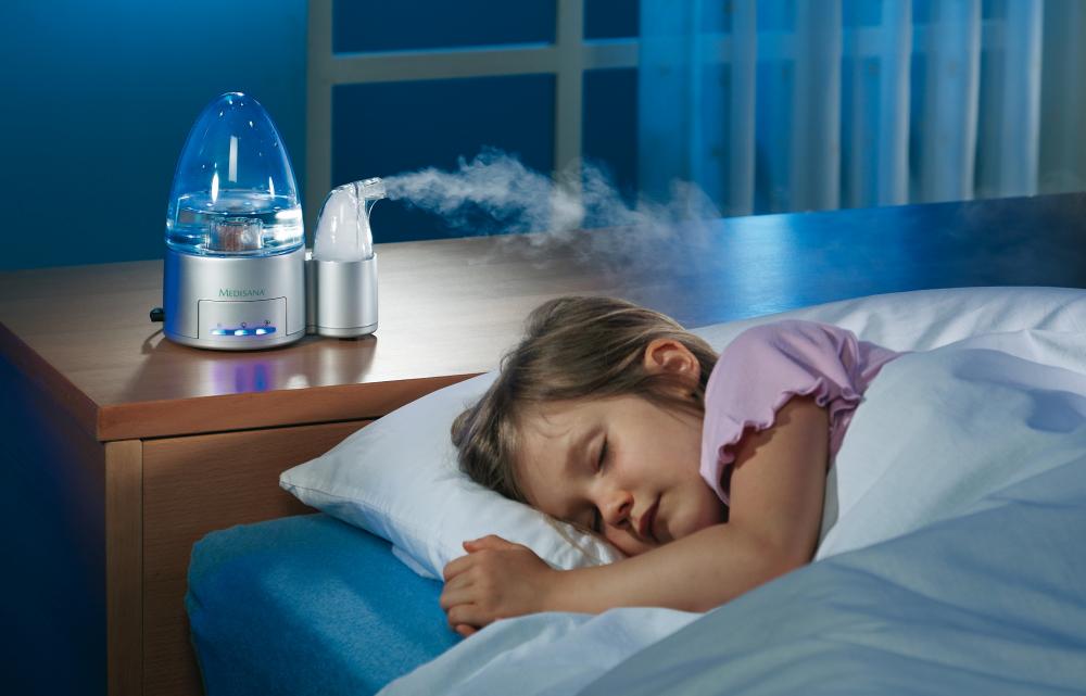 humidificateur d 39 air intensif avec minuteur medibreeze. Black Bedroom Furniture Sets. Home Design Ideas