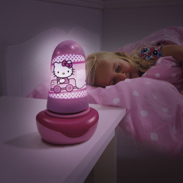 Fantastisk Lampe veilleuse Go Glow Hello Kitty - Definitive Worlds Apart EI12