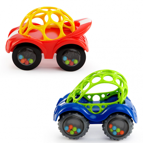 Hochet Oball voiture Rattle and Roll