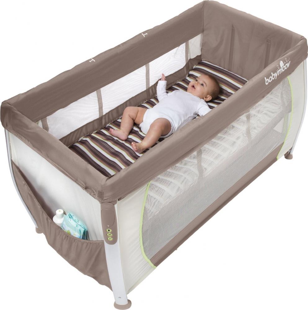 lit pliant silver dream taupe amande de babymoov definitive babymoov a035018 b b luga. Black Bedroom Furniture Sets. Home Design Ideas