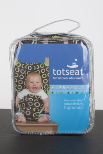 Chaise nomade totseat chocolate chaises hautes nomades - Chaise nomade baby to love ...