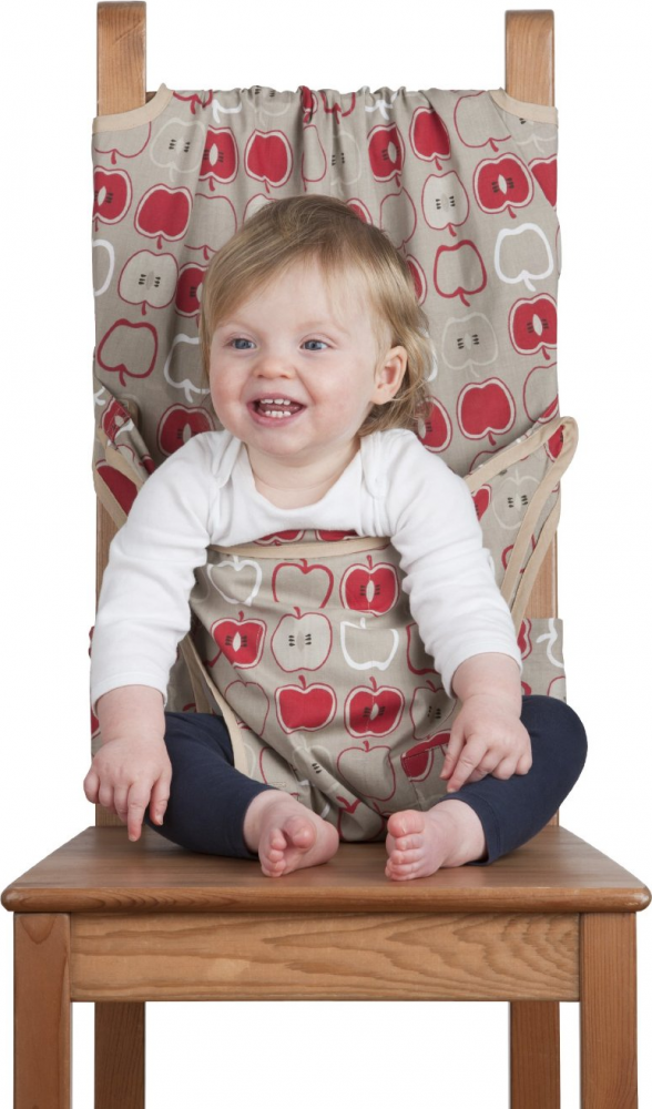 Chaise nomade totseat apple chaises hautes nomades - Chaise nomade baby to love ...