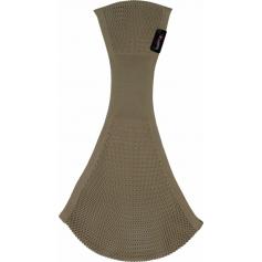 Porte-bébé sling asymétrique Suppori Taupe