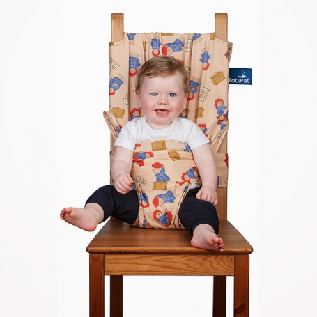 Chaise nomade totseat ours paddington ecru autres - Chaise nomade baby to love ...