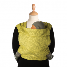Porte-bébé asiatique BB-Tai Marigold