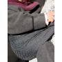 Porte-bébé tube Wacotto Gris
