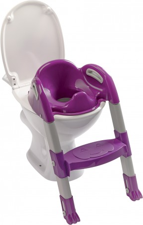 R ducteur de wc kiddyloo definitive thermobaby 1725 - Reducteur de wc ...