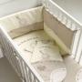 Edredon couvre-lit Au dodo petit lapin