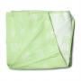 Echarpe de portage Jacquard Momes de Paris Vert de Neobulle
