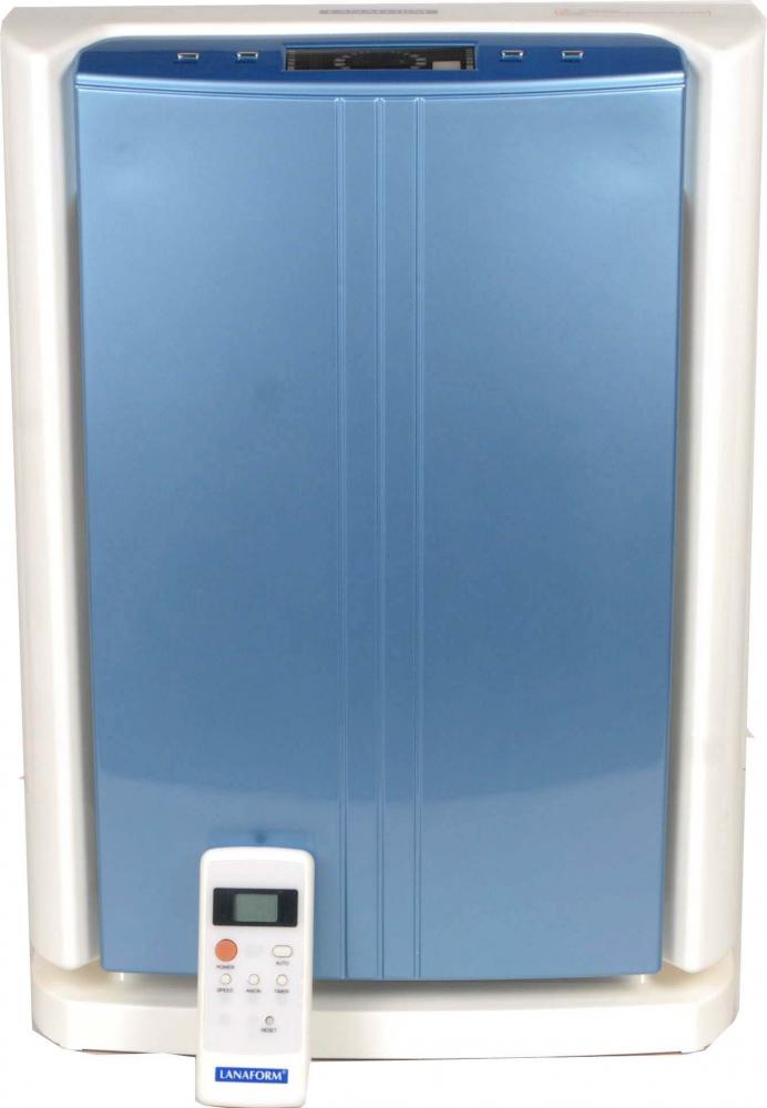purificateur d 39 air full tech filte definitive lanaform. Black Bedroom Furniture Sets. Home Design Ideas