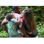 Porte-bébé en coton bio Boba Carrier 4G Verde