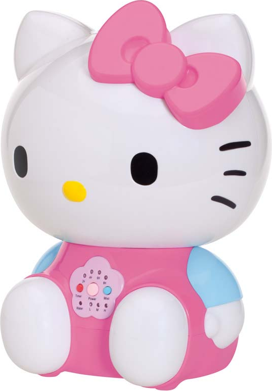 humidificateur d air hello kitty definitive lanaform. Black Bedroom Furniture Sets. Home Design Ideas