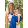 Porte-bébé sling Sukkiri Bleu Marine