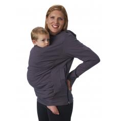 Sweatshirt de portage Boba Hoodie Gris
