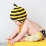Jambières bébé en coton Huggalugs