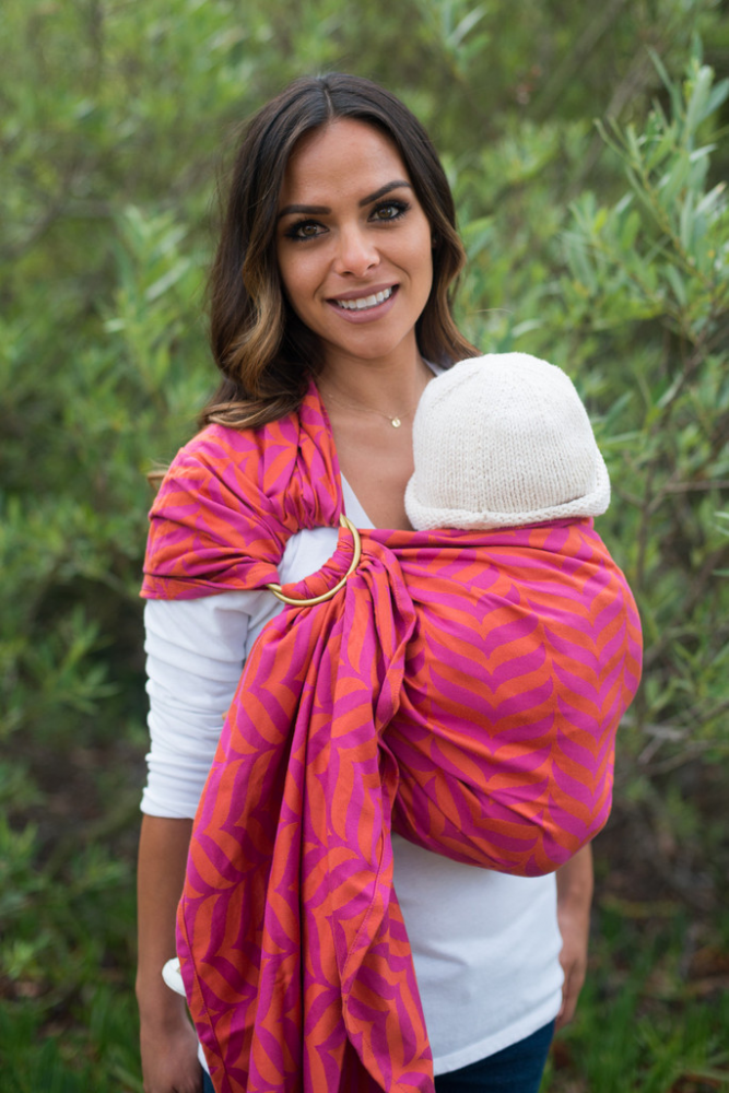 Ring Sling Tula Migaloo Sorbet Autres Tula Baby Rs