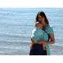 Porte-bébé sling Sukkiri Menthe