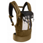 Physiocarrier Coton Safari poche Olive de JPMBB