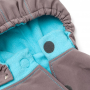Capuchon softshell pour bébé de Liliputi