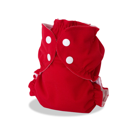 Couvre-couche Applecheeks Tomate Cerise