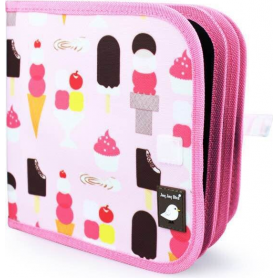 Cahier Ice Cream Jaq Jaq Bird 8 pages réutilisables