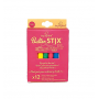 Boite de 12 craies ButterStix Colorées + porte craie Jaq Jaq Bird