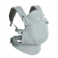 Porte-bébé évolutif Babylonia Flexia Soft Grey
