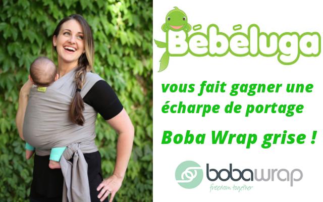 Gagner une Boba Wrap
