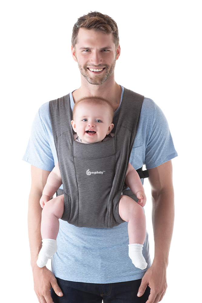 Ergobaby Embrace Position Face Monde
